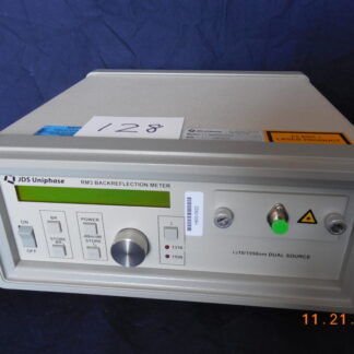 JDSU RM3 Fiber Optic Backreflection Meter