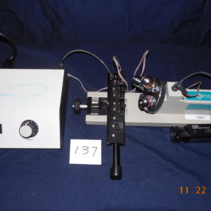 #137 Fiber End Face Inspection Sys