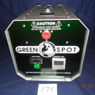 Green Spot UV Light Source